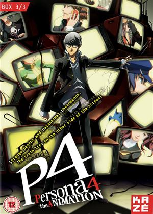Rent Persona 4: The Animation: Vol.3 Online DVD Rental
