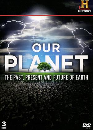 Rent Our Planet: The Past, Present and Future of Earth Online DVD Rental
