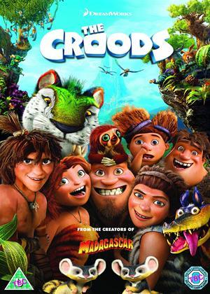 The Croods Online DVD Rental