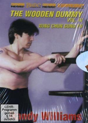 Rent Wing Chun Wooden Dummy Form: Part Four Online DVD Rental
