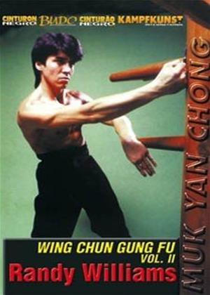 Rent Wing Chun Wooden Dummy Form: Part Two Online DVD Rental