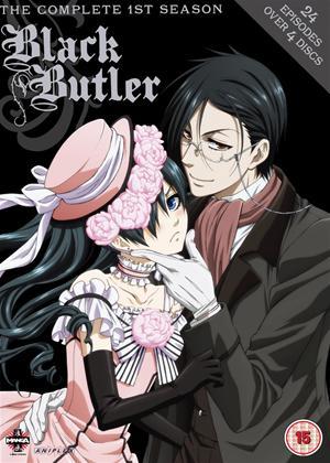 Rent Black Butler: Series 1 (aka Kuroshitsuj) Online DVD Rental