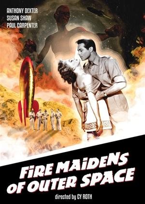 Rent Fire Maidens of Outer Space Online DVD Rental