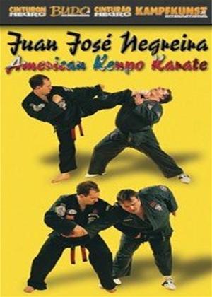 Rent American Kenpo Karate Online DVD Rental