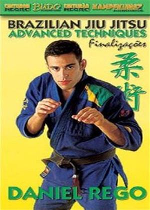 Rent Brazilian Jiu Jitsu: Advanced Techniques: Vol.2 Online DVD Rental