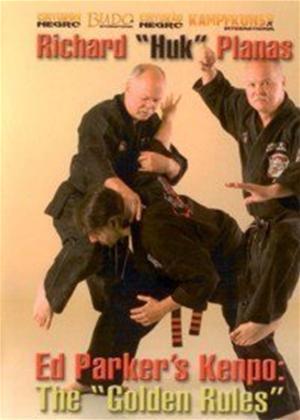 Rent Ed Parker's Kenpo Planas Lineage Online DVD Rental