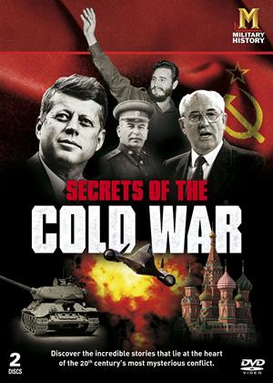 Rent Secrets of the Cold War Online DVD Rental
