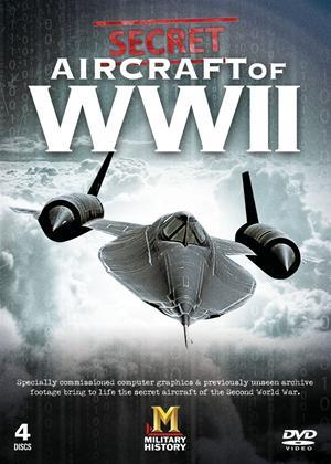 Rent Secret Aircraft of World War 2 Online DVD Rental