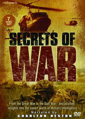 Rent Secrets of War Online DVD Rental
