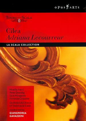 Rent Adriana Lecouvreur: Teatro Alla Scala (Gavazzeni) Online DVD Rental