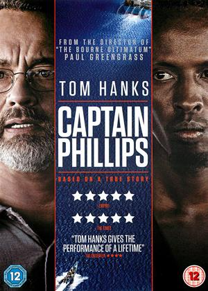 Rent Captain Phillips Online DVD Rental