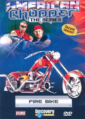 Rent American Chopper: Firebike Online DVD Rental