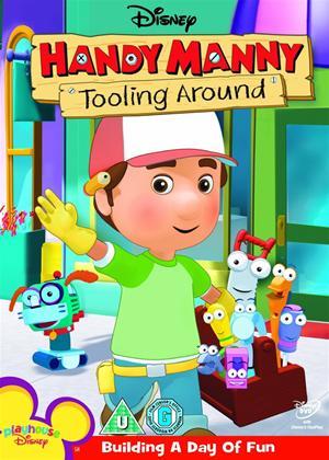 Rent Handy Manny: Tooling Around Online DVD Rental