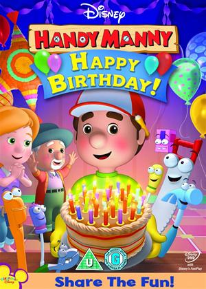 Rent Handy Manny: Happy Birthday! Online DVD Rental