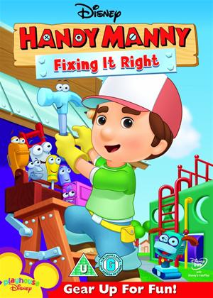Rent Handy Manny: Fixing It Right Online DVD Rental