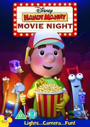 Rent Handy Manny: Movie Night Online DVD Rental