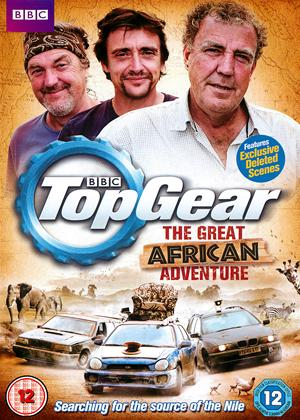 Top Gear: The Great African Adventure Online DVD Rental