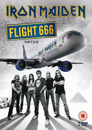 Rent Iron Maiden: Flight 666 Online DVD Rental