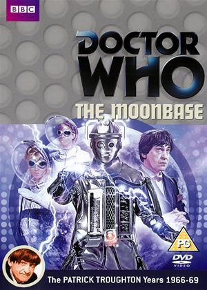 Doctor Who: The Moonbase Online DVD Rental
