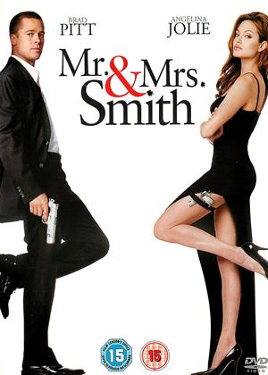 Rent Mr and Mrs Smith Online DVD Rental