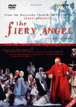 Rent Prokofiev: The Fiery Angel Online DVD Rental