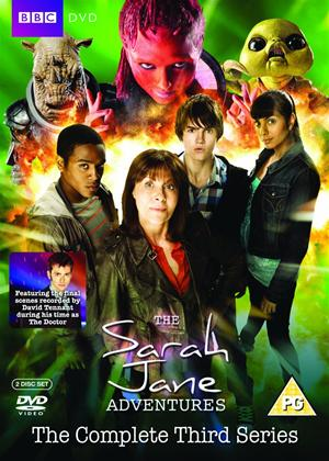Rent The Sarah Jane Adventures: Series 3 Online DVD Rental