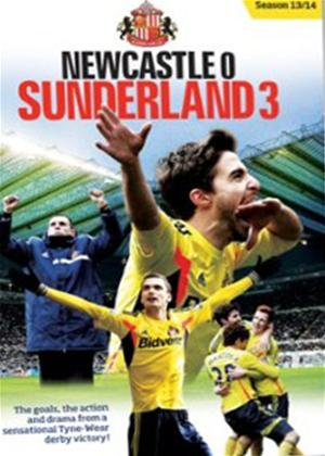 Rent Sunderland AFC: Sunderland Vs Newcastle United Online DVD Rental