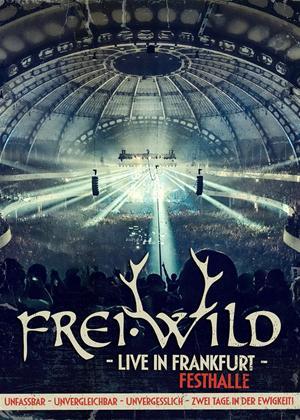 Rent Frei.Wild: Live in Frankfurt Online DVD Rental