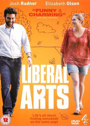 Rent Liberal Arts Online DVD Rental