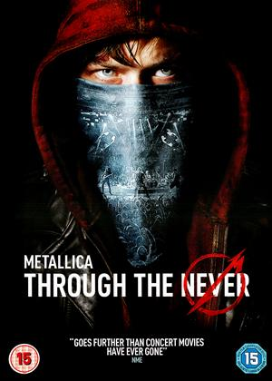 Rent Metallica Through the Never Online DVD Rental