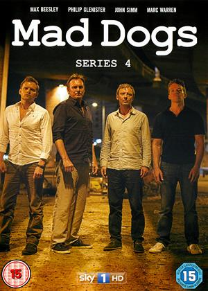 Rent Mad Dogs: Series 4 Online DVD Rental