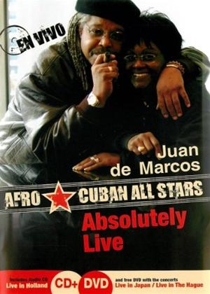 Rent Juan De Marcos Gonzalez: Absolutely Live Online DVD Rental