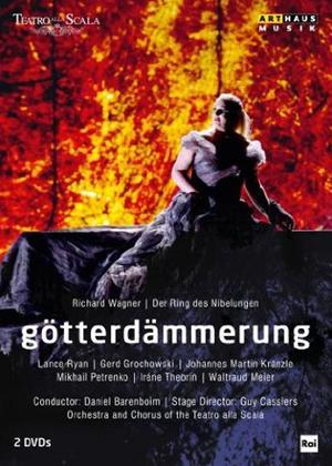Rent Götterdämmerung: Teatro Alla Scala (Barenboim) Online DVD Rental