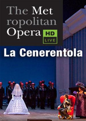 Rent La Cenerentola: Metropolitan Opera (Luisi) Online DVD Rental