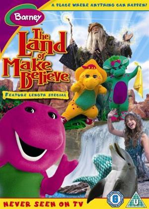 Rent Barney: Land of Make Believe Online DVD & Blu-ray Rental