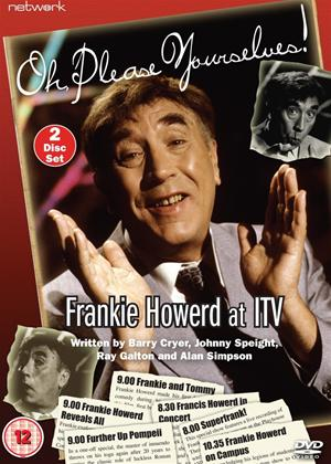 Rent Frankie Howerd at ITV Online DVD Rental