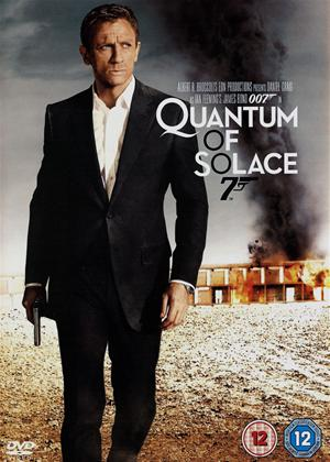 James Bond: Quantum of Solace Online DVD Rental