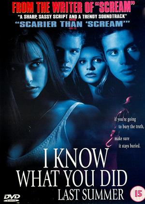 Rent I Know What You Did Last Summer Online DVD Rental