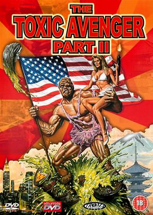 Rent The Toxic Avenger: Part 2 Online DVD Rental