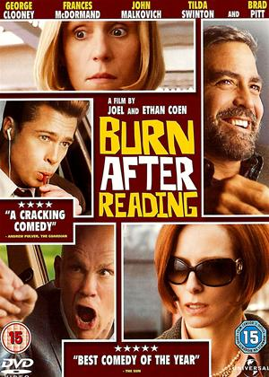 Burn After Reading Online DVD Rental