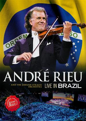 Rent Andre Rieu: Live in Brazil Online DVD Rental