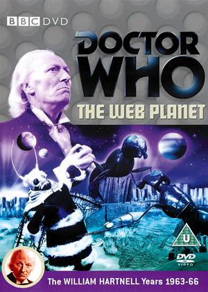 Rent Doctor Who: The Web Planet Online DVD & Blu-ray Rental