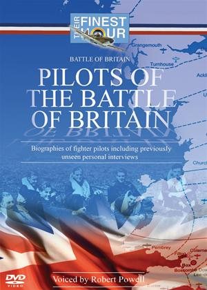 Rent Their Finest Hour: Pilots of the Battle of Britain Online DVD Rental