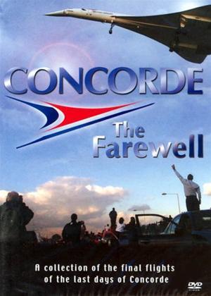 Rent Concorde: The Farewell Online DVD Rental