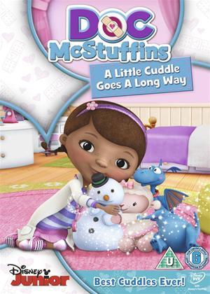 Rent Doc McStuffins: A Little Cuddle Goes a Long Way Online DVD Rental