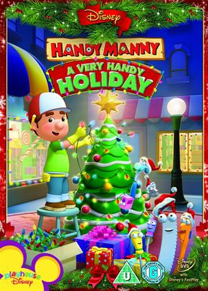 Rent Handy Manny: A Very Handy Holiday Online DVD Rental