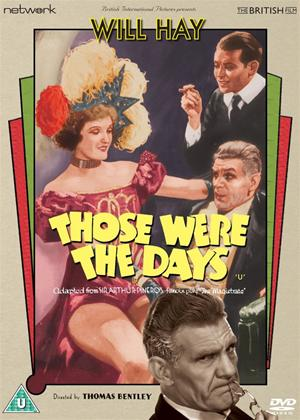 Rent Those Were the Days Online DVD Rental