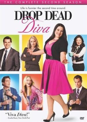 Rent Drop Dead Diva: Series 2 Online DVD Rental