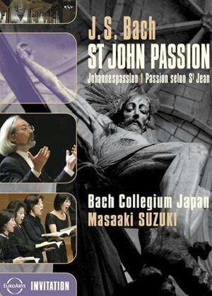 Rent Bach: Saint John Passion Online DVD Rental
