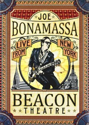 Rent Joe Bonamassa: Beacon Theatre: Live from New York Online DVD Rental
